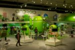 Android Stand MWC 2012