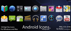 Android Style Icons screen2