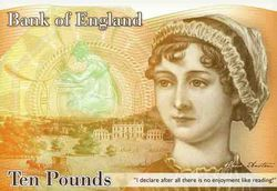 Angleterre le billet de banque qui déclenche une guerre sur twitter