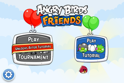 Angry Birds Friends 1