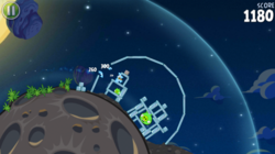 angry birds space screen1