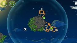 angry birds space screen2