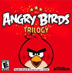 Angry Birds Trilogy - pochette