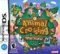 Animal crossing wild word