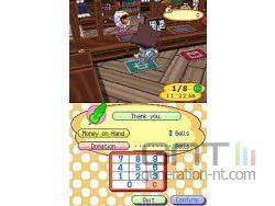 Animal Crossing Wild World Sreenshot 15