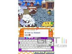 Animal Crossing Wild World Sreenshot 17