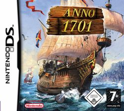 Anno 1701 packshot ds