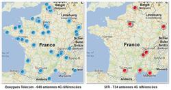 antennes 4G Bouygues SFR