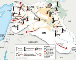 antiquités Syrie Irak