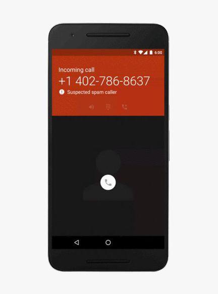 Antispam Android Nexus