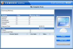 antivirus gratuits comodo2