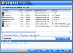 antivirus gratuits comodo6