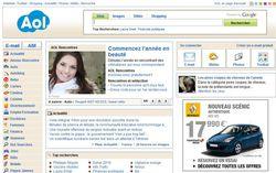 AOL portail