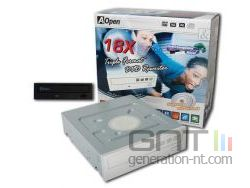 Aopen graveur dvd 18x boite small