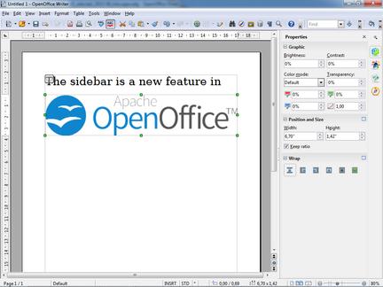 Apache-OpenOffice-4.0-writer-barre-laterale-bitmap