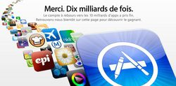 App Store 10 milliards 02