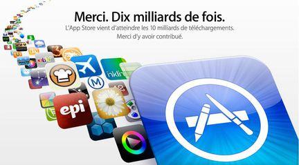 App Store 10 milliards 03
