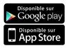 Android vs iOS : les téléchargements pour Google Play, la rentabilité pour l'App Store