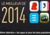 iOS : Apple publie son palmarès 2014 des meilleures apps