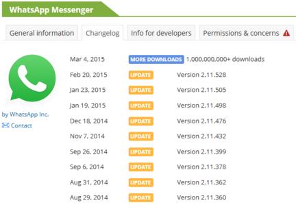 AppBrain-WhatsApp