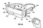 Apple casque VR brevet