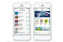Apple enfants kids iOS 7