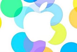 Apple invitation logo