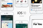 Apple : l'adoption de iOS 10 déjà devant iOS 9