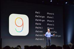 apple iOS 9 final