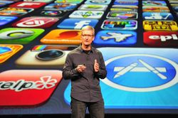 Apple iPad 3 keynote applications