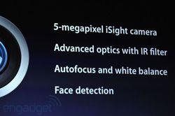 Apple iPad APN iSight