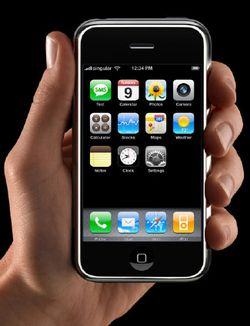 Apple iphone iphone