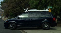 Apple Maps Street View