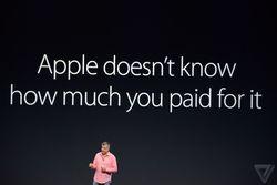 Apple pay vie privee