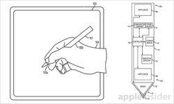 Apple stylet haptique