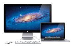 Apple Thunderbolt écran