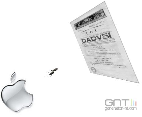 Apple vs dadvsi