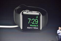 Apple Watch reveil