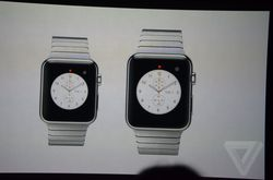 Apple Watch taille