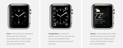 Apple watch time keeping
