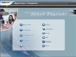 Apprenez l'Anglais confirmé screen 1