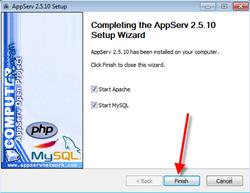 AppServ screen1