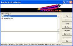 AppServ screen2