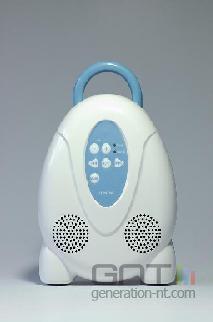Aqa lecteur mp3 waterproof petit