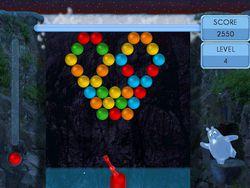 Aqua Bubble 2 screen