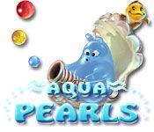 Aqua Pearls logo