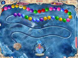 Aqua Pearls screen 2