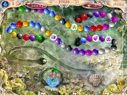 Aqua Pearls screen