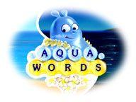 Aqua Words logo 2