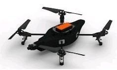 AR Drone Parrot 01